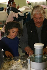 Cooking at the Marae