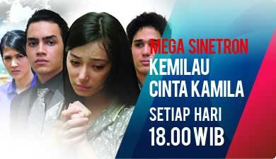 Sinetron Kemilau Cinta Kamila RCTI