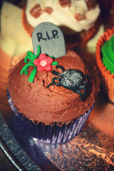 Trick or treat ! Gourmandises pour Halloween -Londres