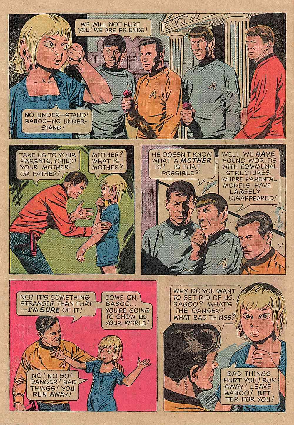 Star Trek (1967) issue 42 - Page 5