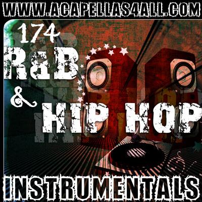 Acapellas Heaven: 174 New Hip Hop & R&B Instrumentals (2010)
