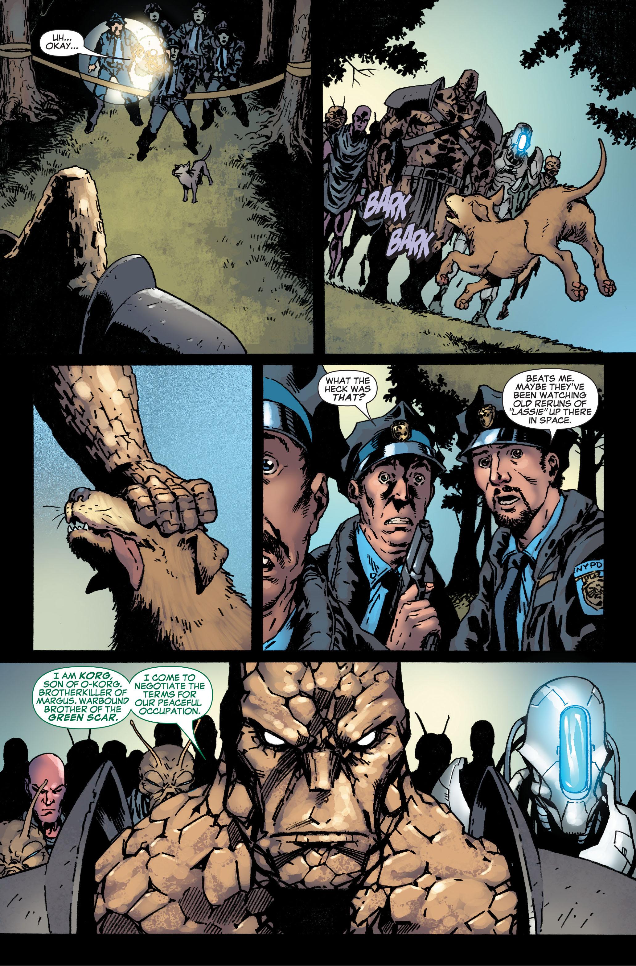Read online World War Hulk: Front Line comic -  Issue #1 - 13