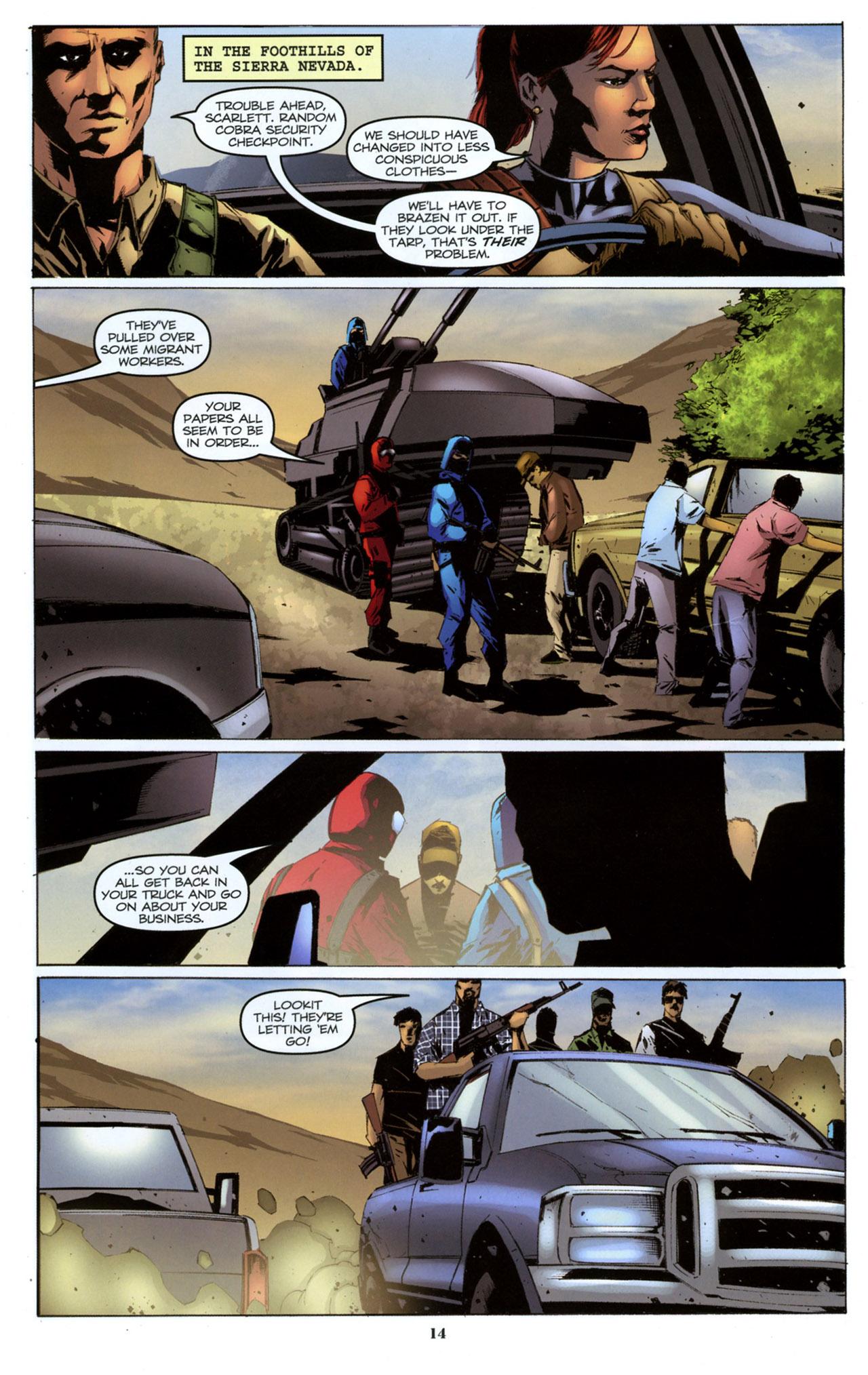 G.I. Joe: A Real American Hero 157 Page 15