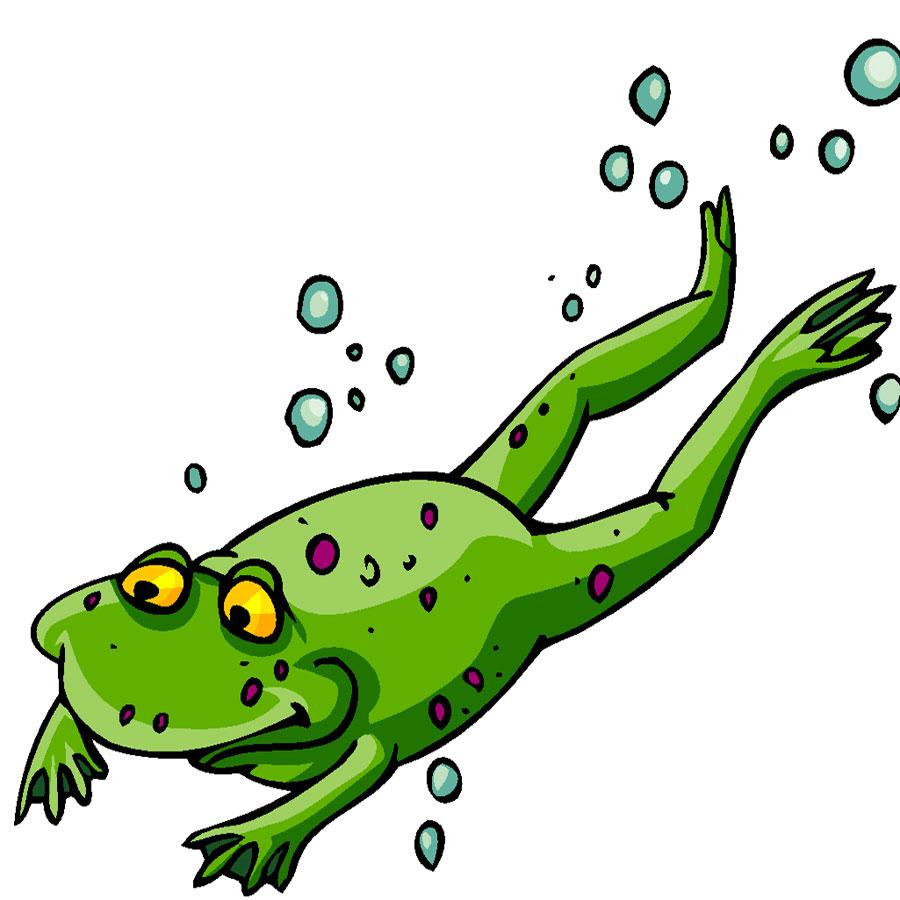 Dibujos ranas infantiles - Imagui