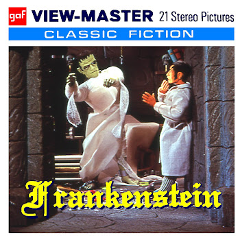 Frankenstein View-Master