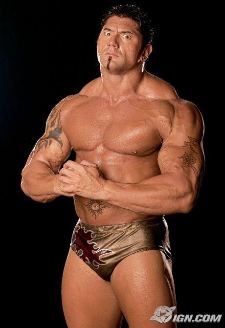 Wwe wrestler batista naked probably, were