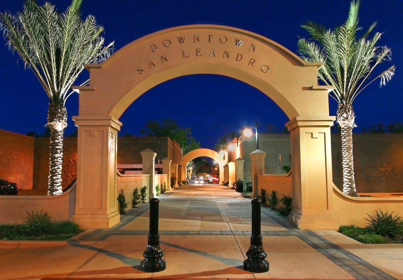 City Of San Leandro >> City Of San Leandro History Of The City Of San Leandro