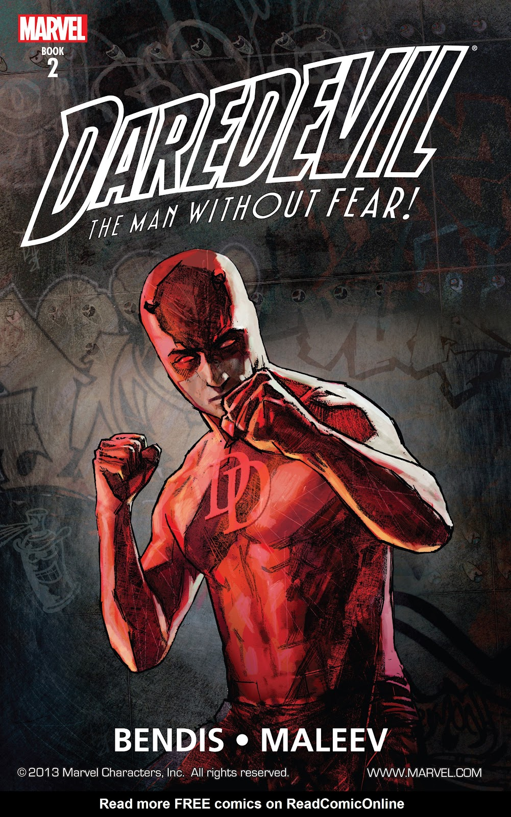Read online Daredevil (1998) comic -  Issue # _Ultimate_Collection TPB 2 (Part 1) - 1