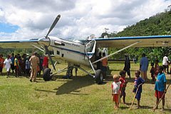 Airplane for remote villages