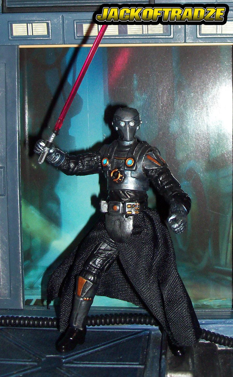JACKOFTRADZE Custom Star Wars Action Figures New Customs