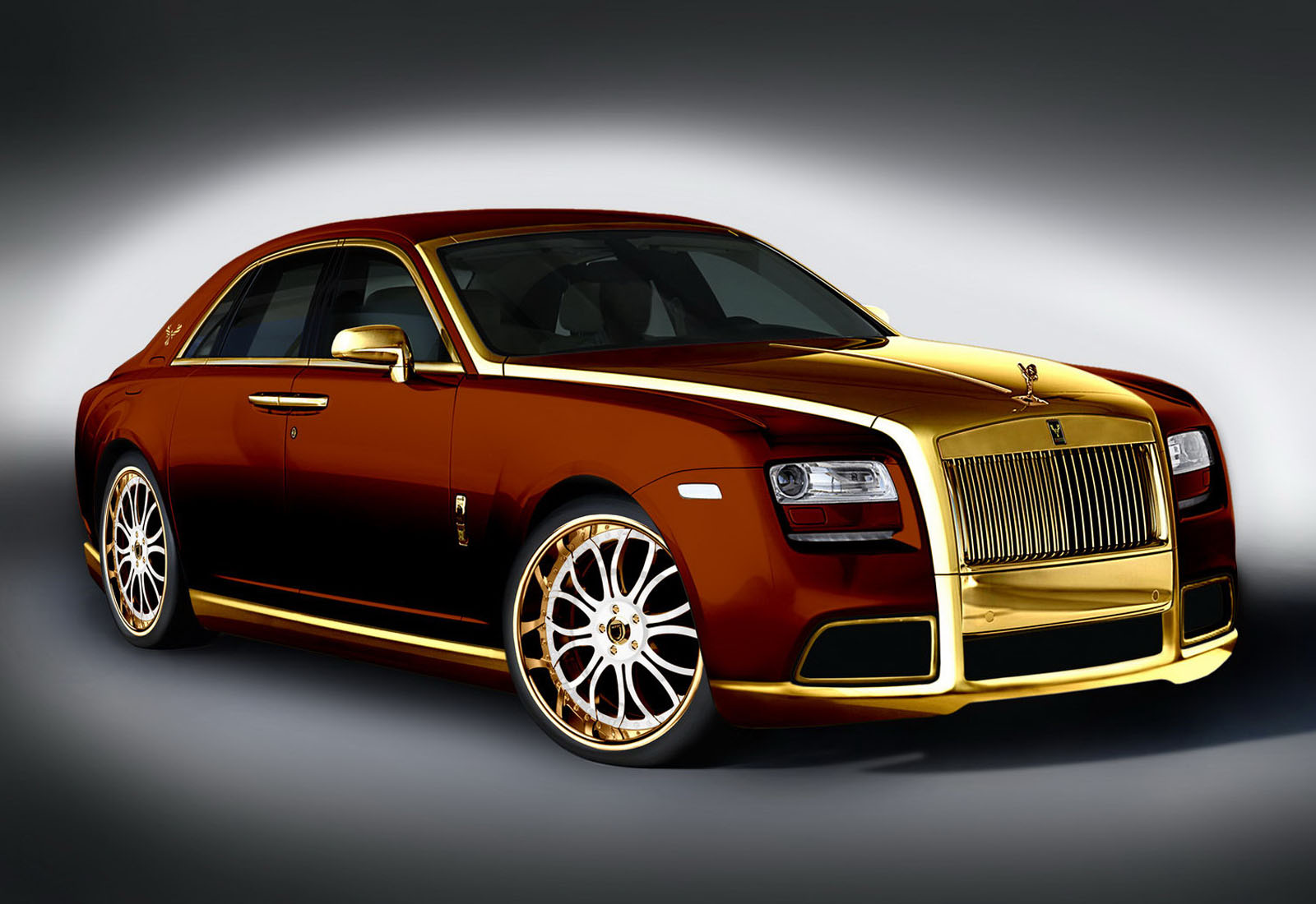 Fenice Milano Rolls Royce Ghost Diva