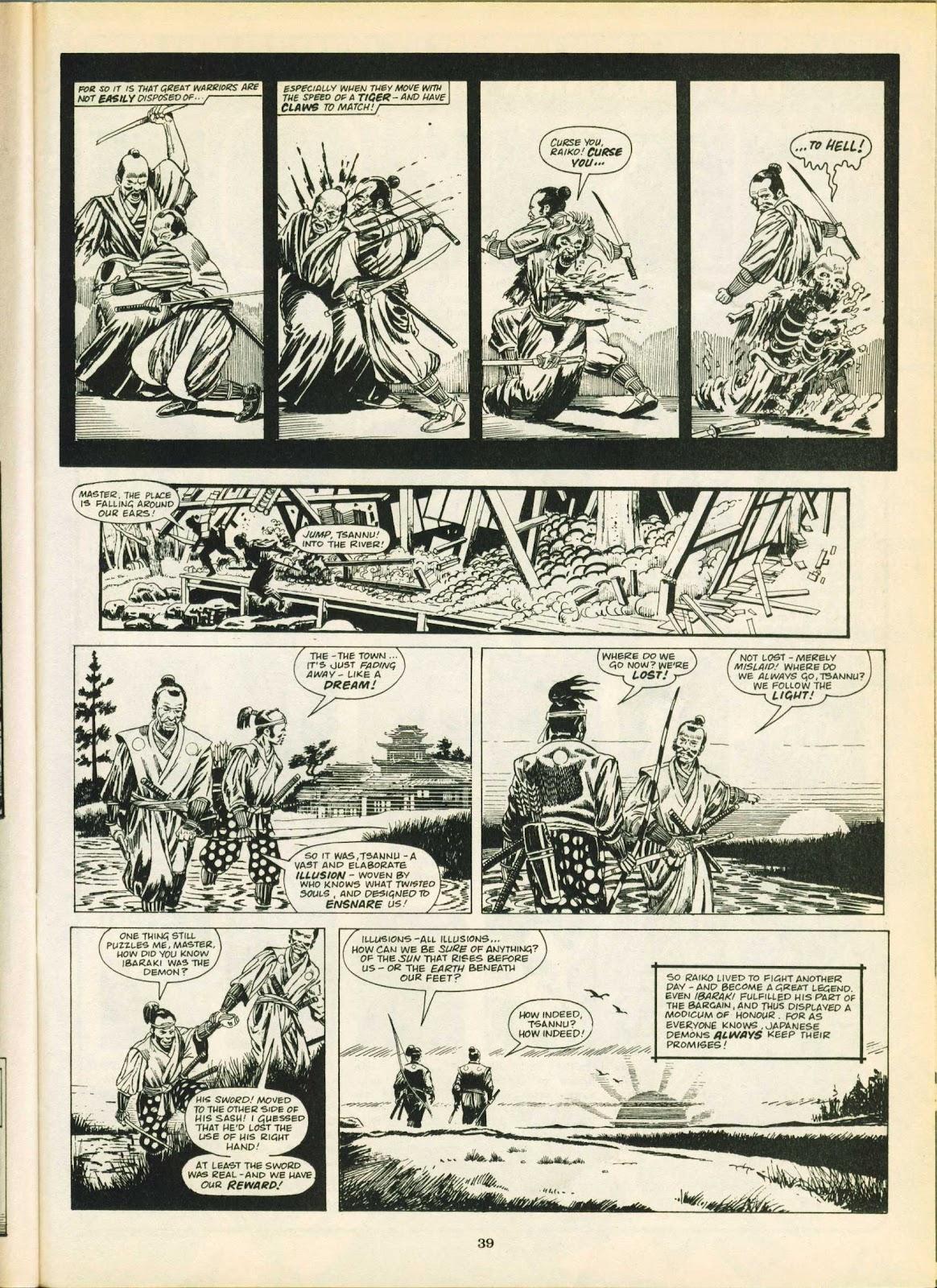 Warrior Issue #18 #19 - English 39