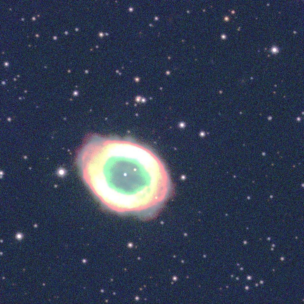 ring nebula coordinates - HD1023×1025
