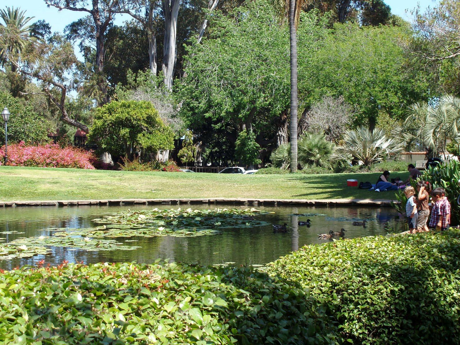 Santa Barbara Sights And Events Alice S Garden