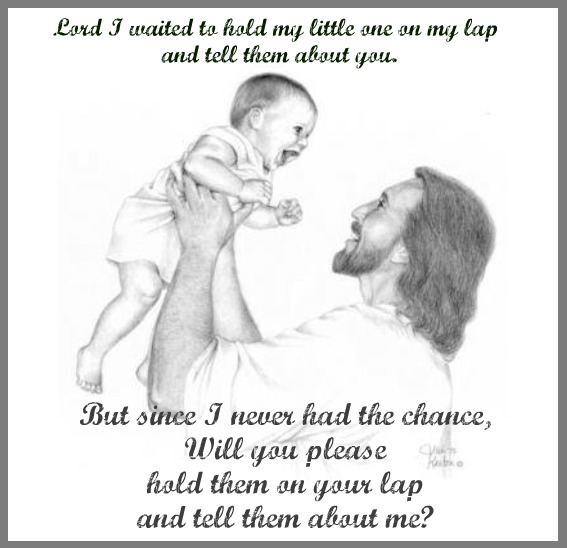 Little Baby Jesus Quote: A Mother's Love And Heartache: April 2010