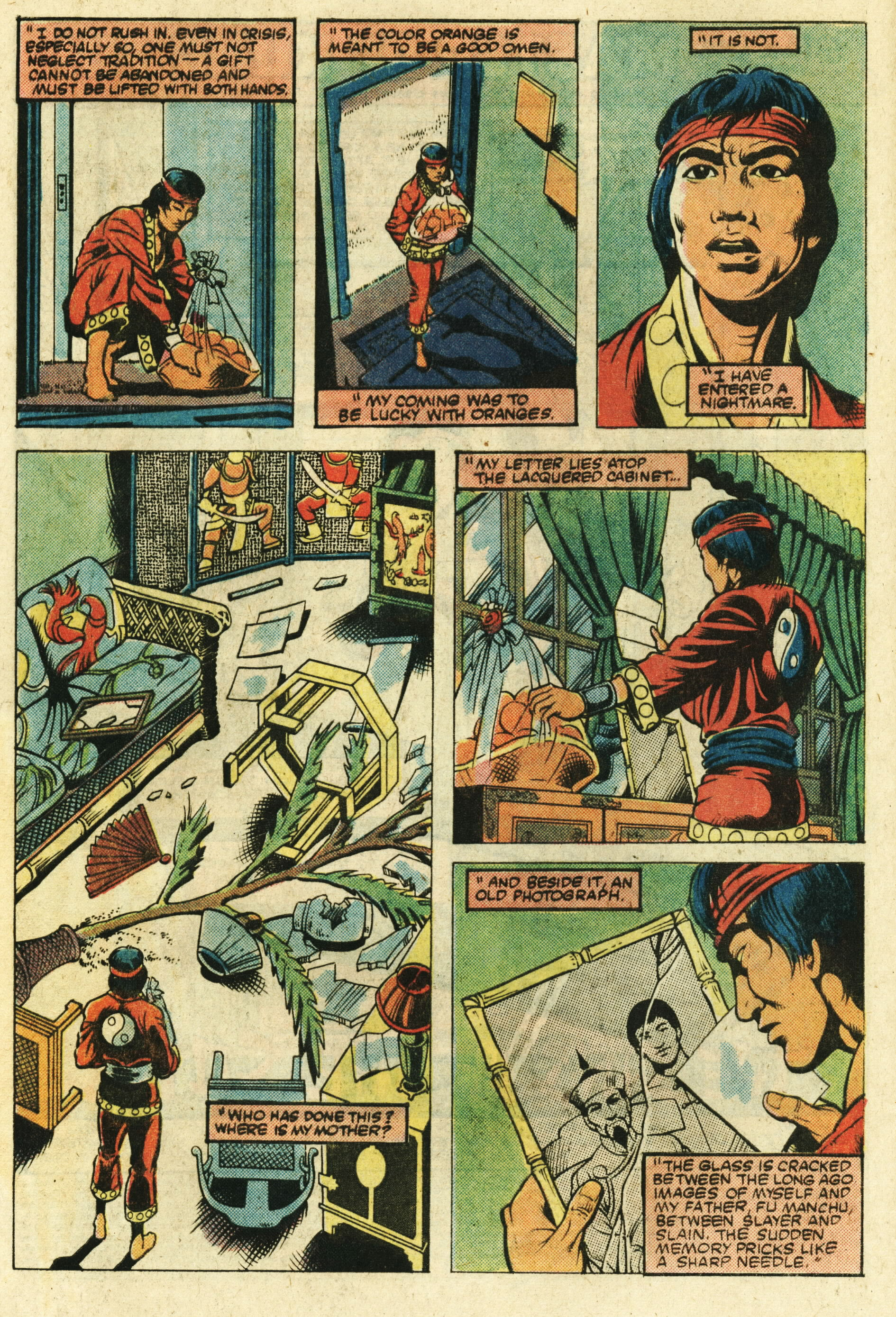 Read online Master of Kung Fu (1974) comic -  Issue #123 - 3