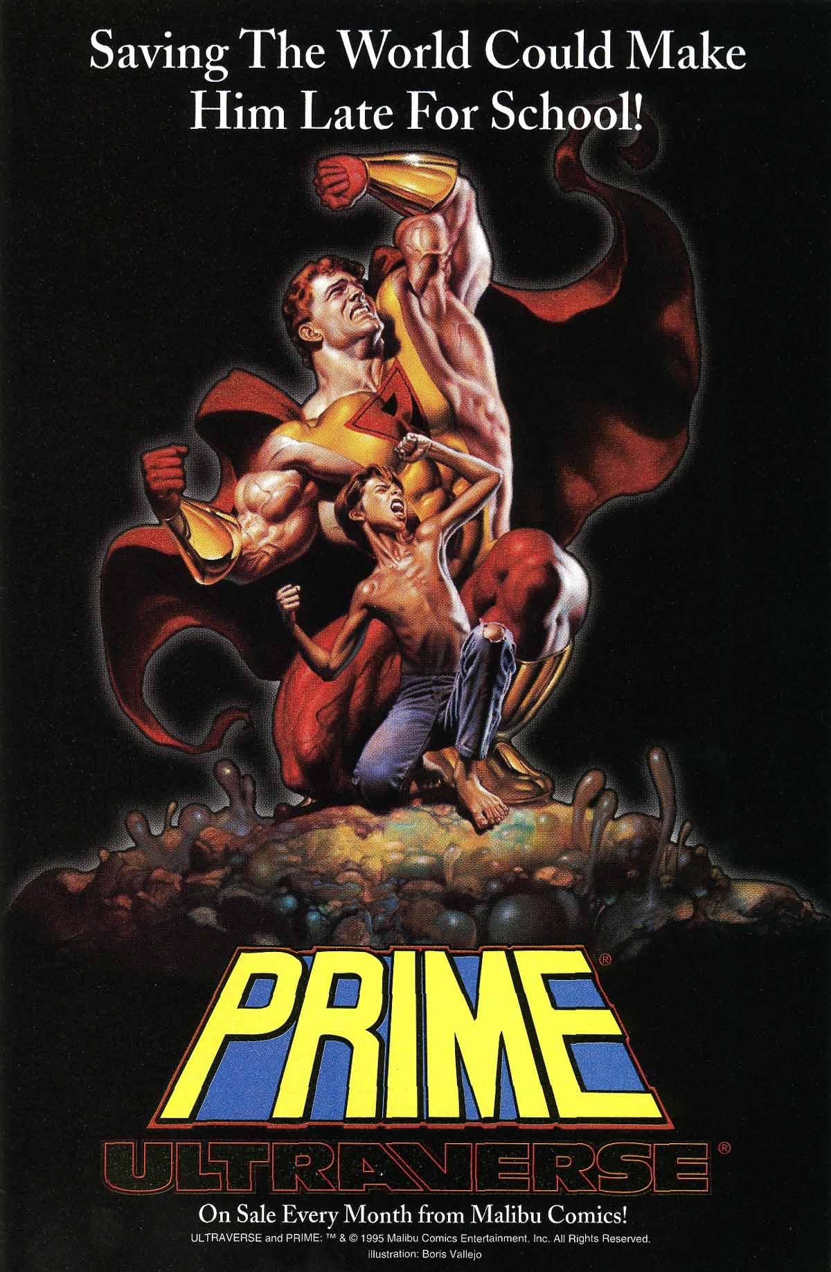 Read online Rune (1994) comic -  Issue #9 - 18