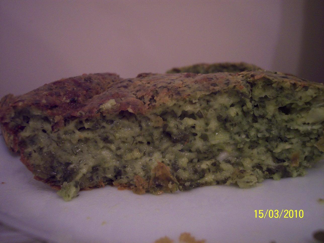 Ispanaklı Kek Tarifi Tarif Dergisi Yemek Tarifleri