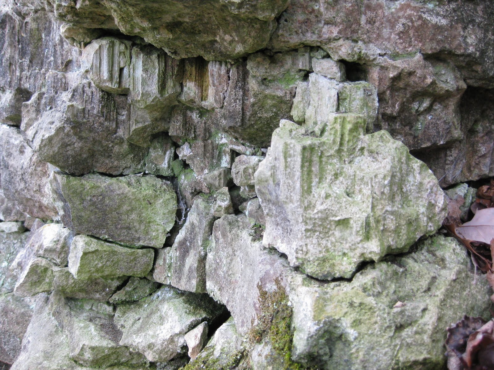 Earth Insight Cache Weathered Stylolites In Silurian