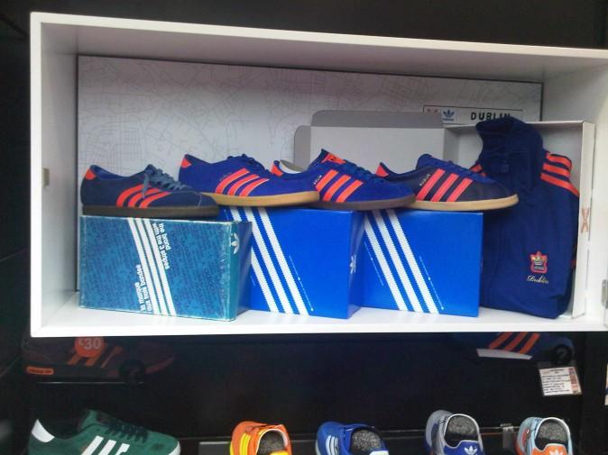 buy popular f07f7 4a7eb Adidas Dublin Reissue