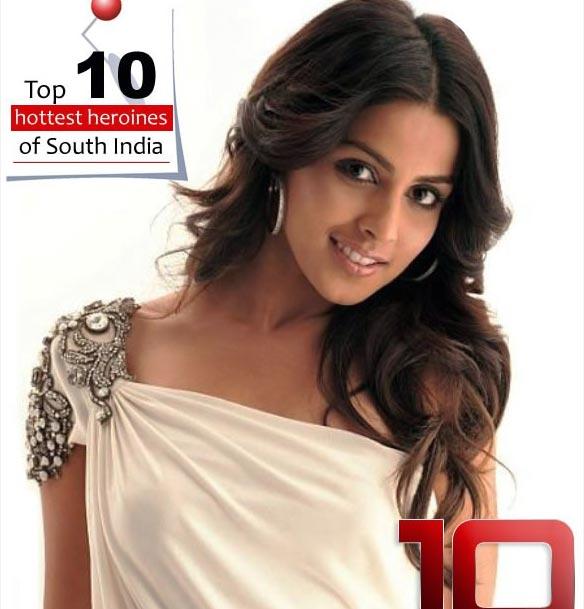 telugu top heroines hot pics