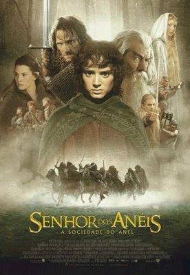 Baixar Filme O Senhor dos Anéis - A Sociedade do Anel - Dublado