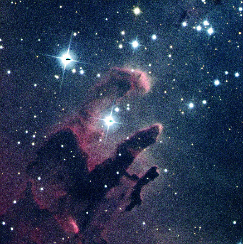 eagle nebula s - photo #11
