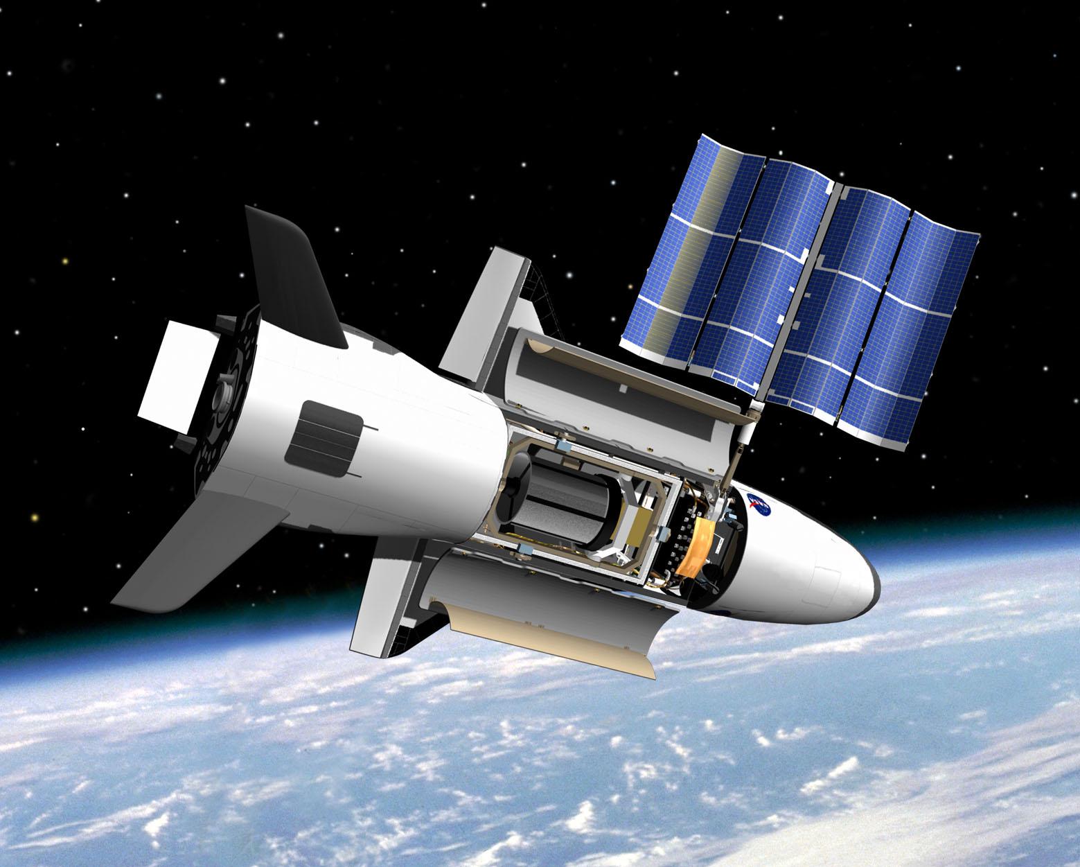 nasa mini space shuttle - photo #21