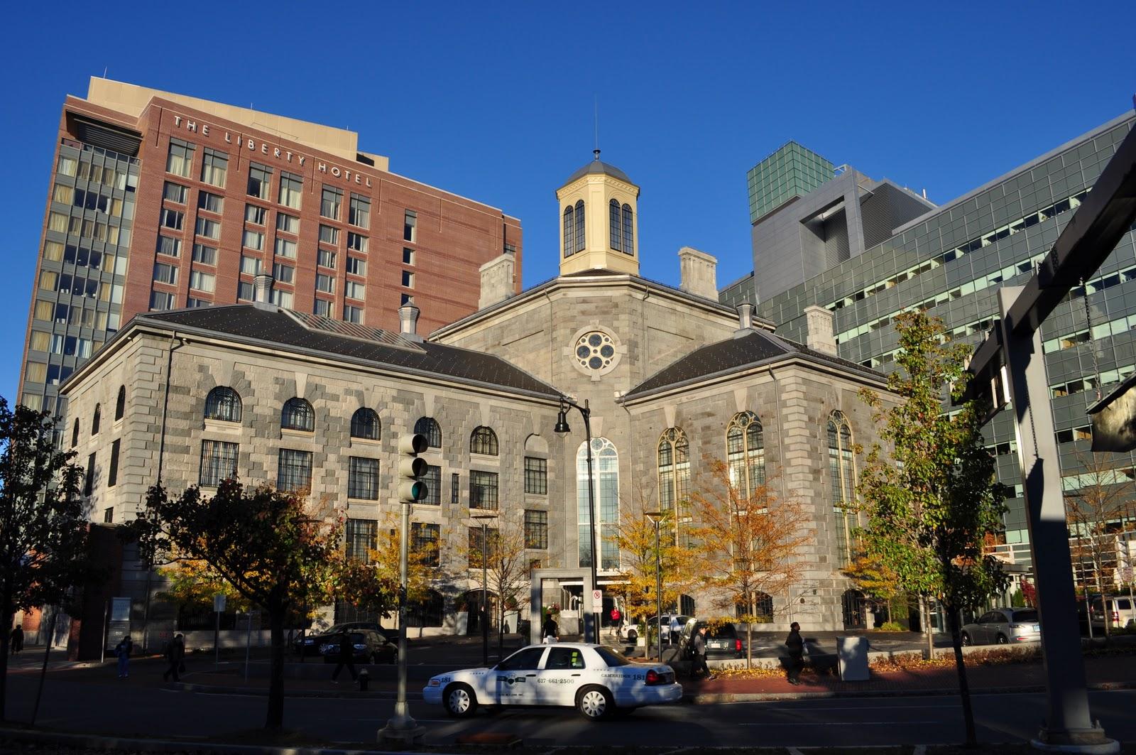St Charles Hotel Boston