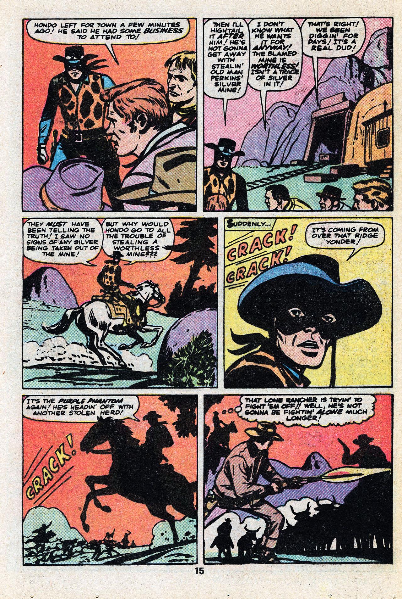 Read online Two-Gun Kid comic -  Issue #136 - 17