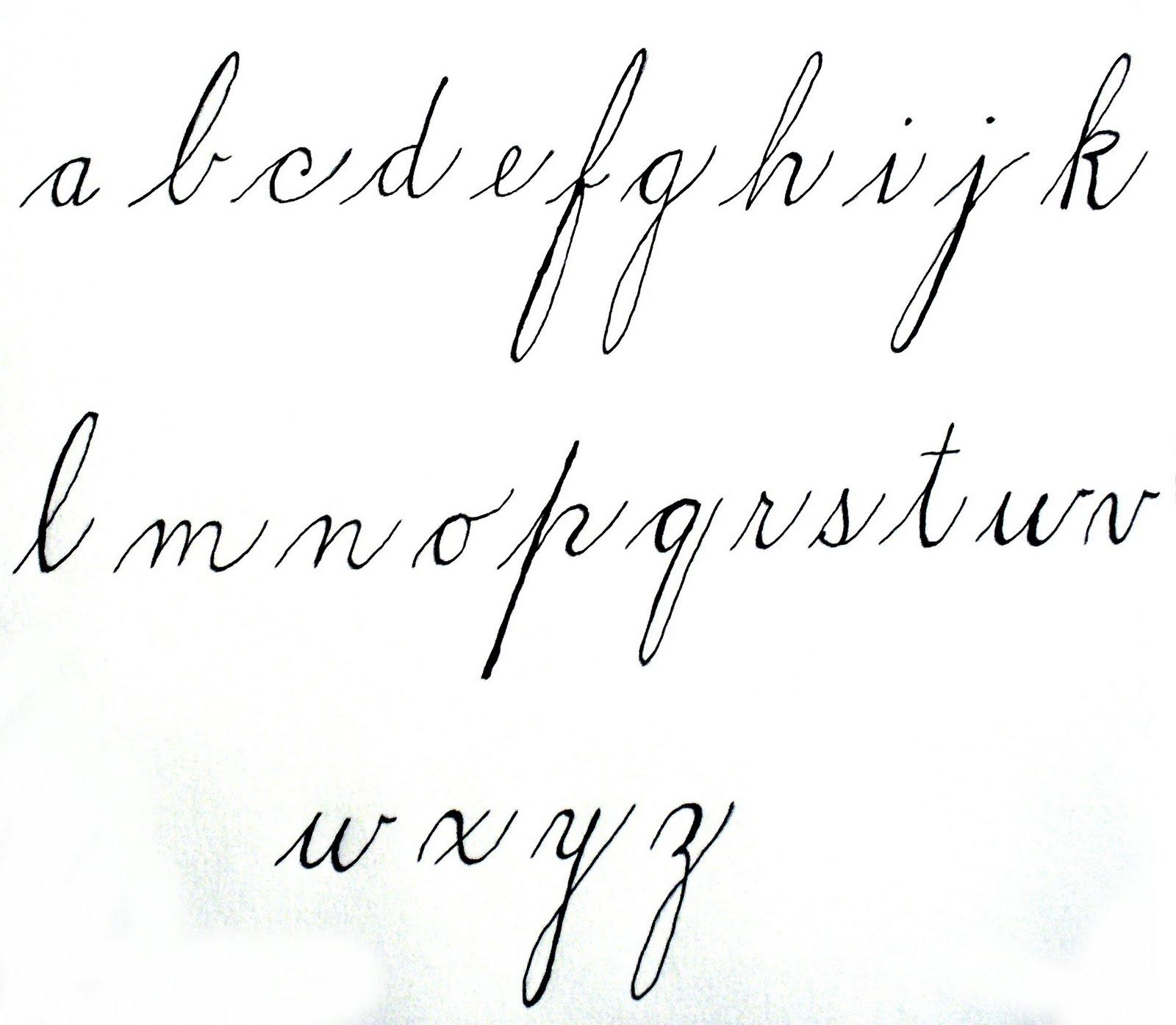 World Turn D Upside Down Spencerian La S Hand Mid S Handwriting Part Ii