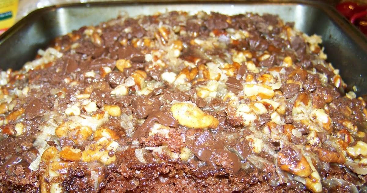 My Favorite Things World S Best Caramel Chocolate Cake
