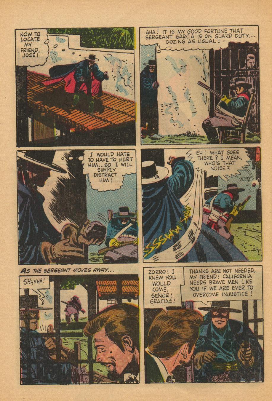 Zorro (1966) issue 2 - Page 32