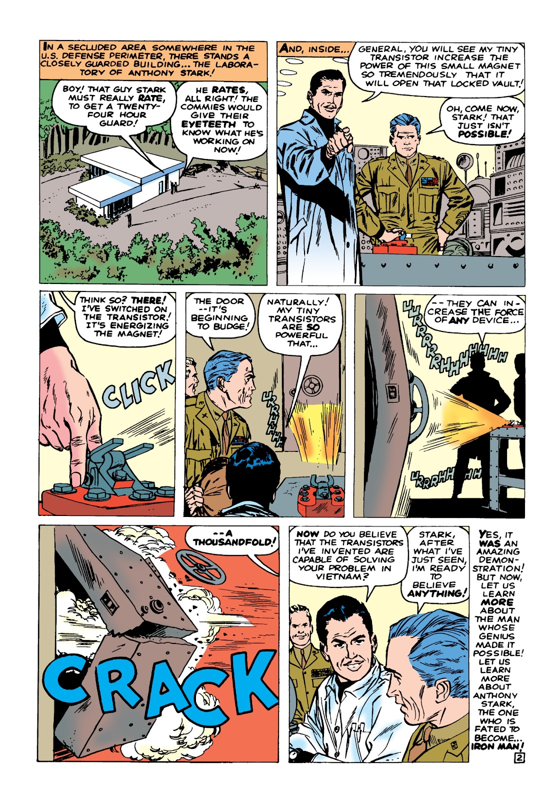Tales of Suspense (1959) issue 39 - Page 3