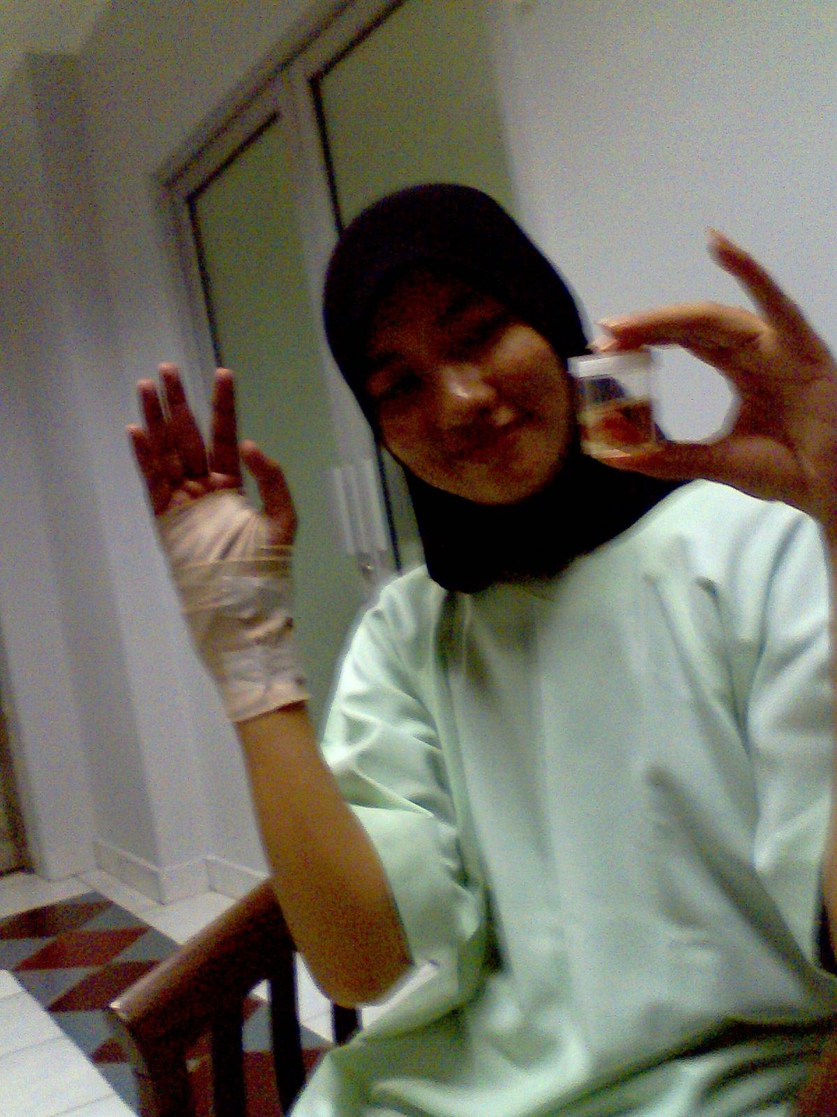 Me. pasca operasi ganglion