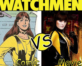 The Flying Trapeezius: Watching the Watchmen costumes