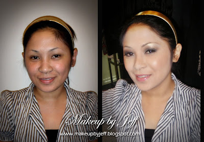 Jeffie Jeff Professional Hairdo & Make up Artist Malaysia