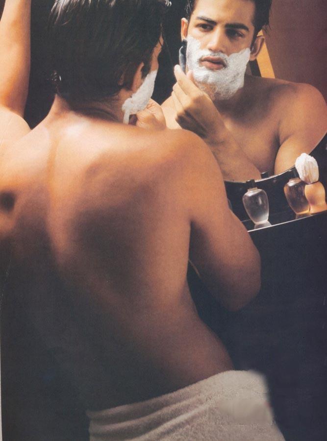 Think, that ashmit patel naked body matchless