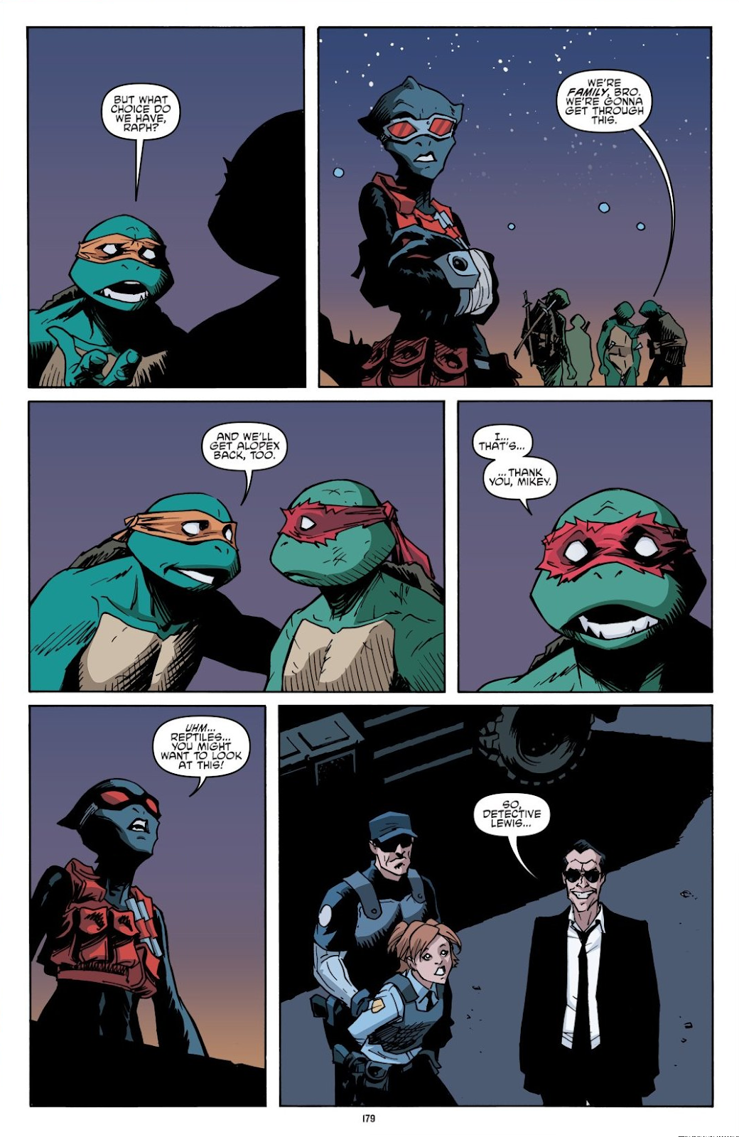 Read online Teenage Mutant Ninja Turtles: The IDW Collection comic -  Issue # TPB 8 (Part 2) - 78