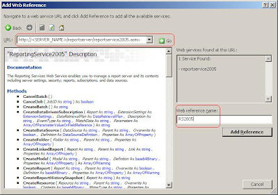 Sandeep Aparajit: How To: Execute and Save SSRS Report using C#