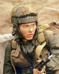 Four Bees Polish Ddr Nva W 63 Paratroop Helmet