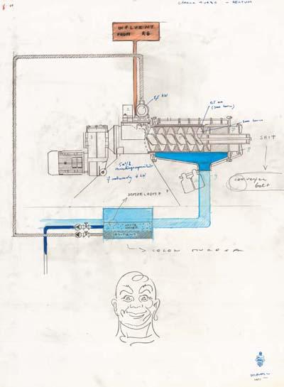 Wim Delvoye  Drawing, 2000