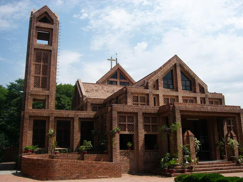 Churches in Pakistan