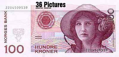 Bank note collection Around the World