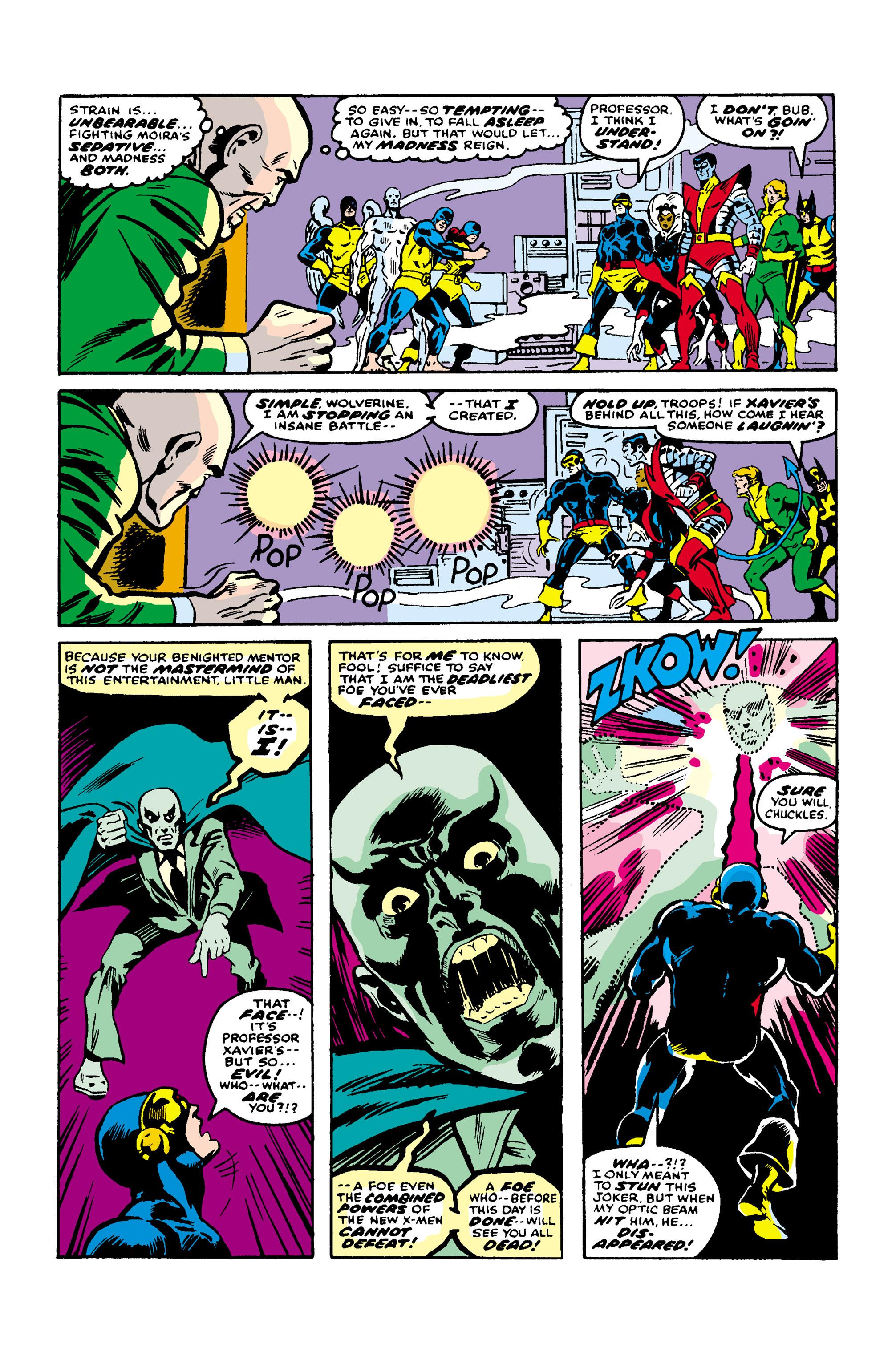 Read online Uncanny X-Men (1963) comic -  Issue #106 - 16