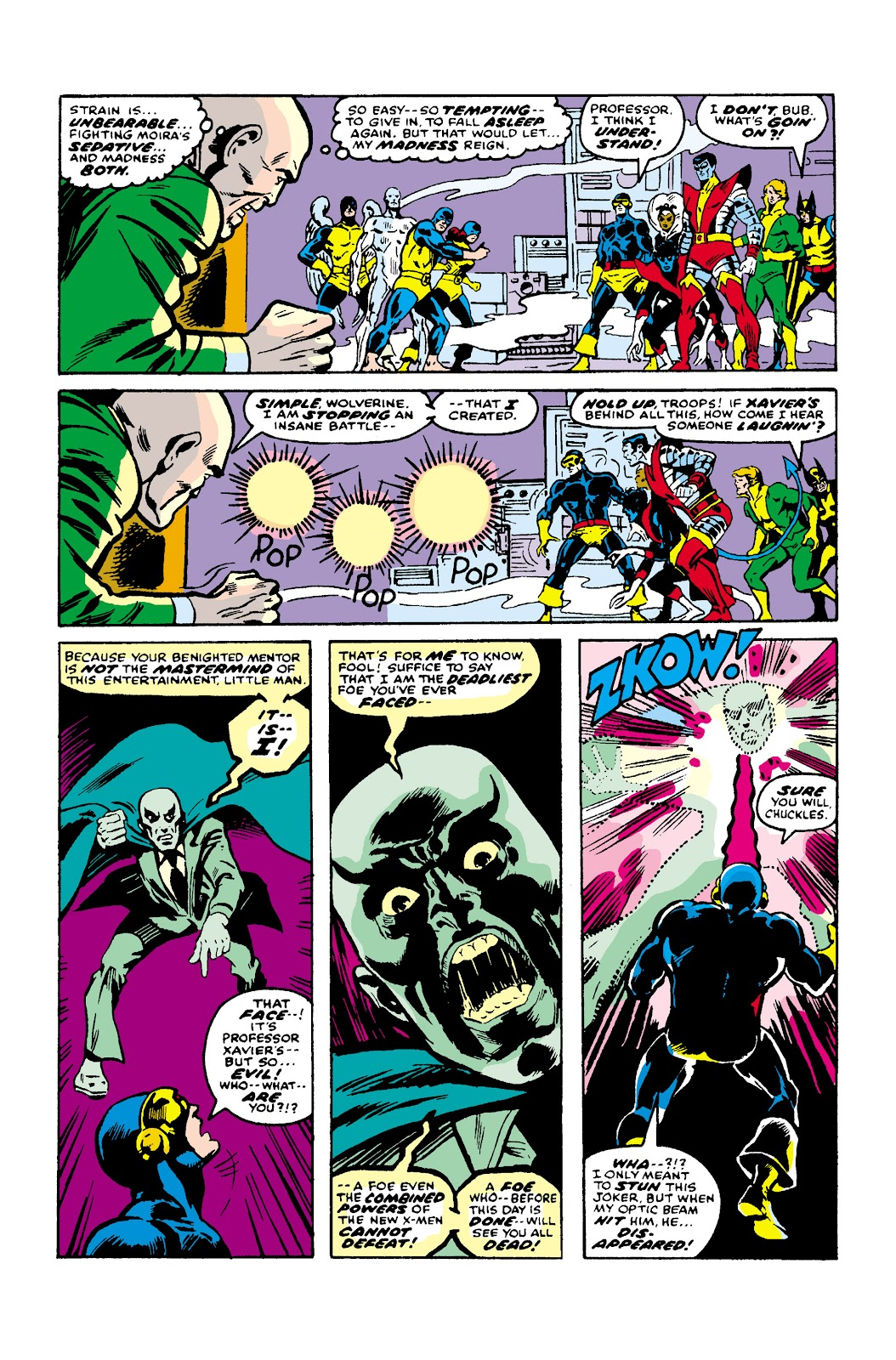 Uncanny X-Men (1963) issue 106 - Page 16