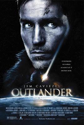James Caviezel Outlander Movie Poster