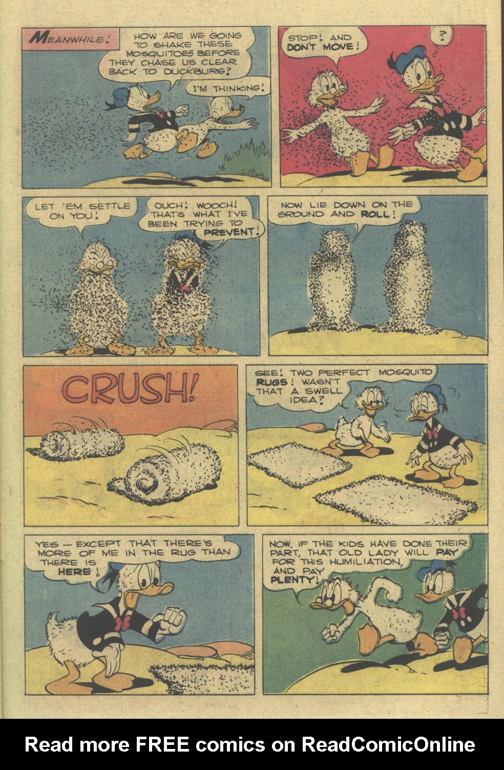 Read online Uncle Scrooge (1953) comic -  Issue #142 - 27