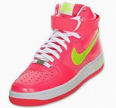 newest 389dc 1dc5f Nike Dunk SB: Nike Air Force 1 High 08 LE Women's Shoe Pink ...