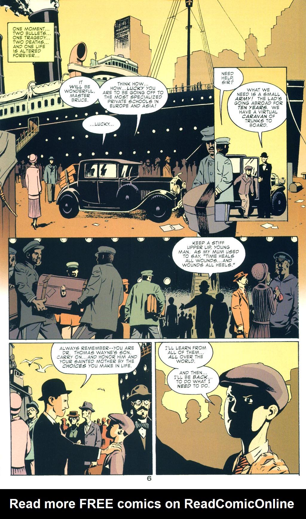 Read online Batman: Detective #27 comic -  Issue #27 TPB - 12